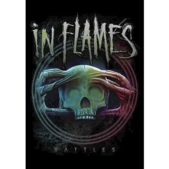 Steag In Flames - Battles, HEART ROCK, In Flames