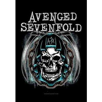 Steag Avenged Sevenfold - Holy Reaper, HEART ROCK, Avenged Sevenfold