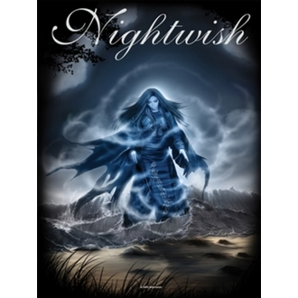 steag Nightwish - Fantomă Dragoste Scor, HEART ROCK, Nightwish