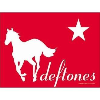 steag Deftones - Redpony, HEART ROCK, Deftones