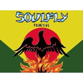 steag Soulfly - Primitiv, HEART ROCK, Soulfly