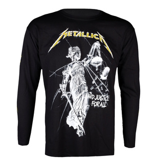 tricou stil metal bărbați Metallica - And Justice For All - NNM - RTMTLLSBAND