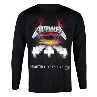 tricou stil metal bărbați Metallica - MOP - NNM - RTMTLLSBMAS