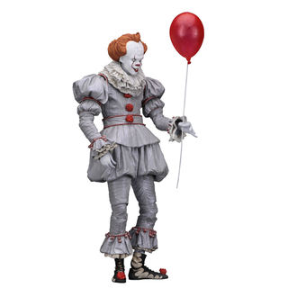 Figurină TO - Stephen King - 2017 Pennywise, NNM