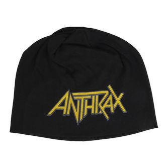 Căciulă Anthrax - Logo - RAZAMATAZ, RAZAMATAZ, Anthrax