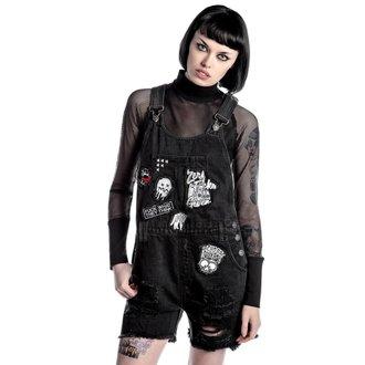 Pantaloni scurti femei KILLSTAR - Jinx Cursed Cutie - Negru, KILLSTAR