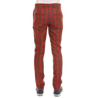 Pantaloni bărbați 3RDAND56th - 60'S MOD TARTAN SLIM FIT TRS, 3RDAND56th