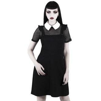 Rochie damă (set KILLSTAR - Juju Pinafore - Black, KILLSTAR