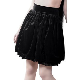 Fustă damă KILLSTAR - JULIET SKIRT - BLACK, KILLSTAR