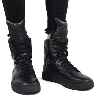 adidași cu platformă unisex - Killin' It High Tops - KILLSTAR, KILLSTAR