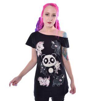 tricou femei - KILLER UNICORNS - KILLER PANDA, KILLER PANDA