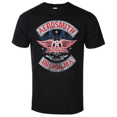 tricou stil metal bărbați Aerosmith - Boston Pride - LOW FREQUENCY, LOW FREQUENCY, Aerosmith