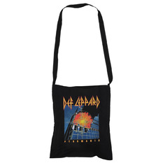 Geantă (poșetă de mână) Def Leppard - Pyromania - LOW FREQUENCY, LOW FREQUENCY, Def Leppard