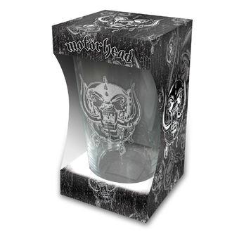 Pahar Motörhead - Warpig Etched Print - RAZAMATAZ, RAZAMATAZ, Motörhead