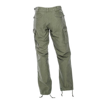 Pantaloni bărbătești WEST COAST CHOPPERS - M-65 CARGO - Army greeb, West Coast Choppers