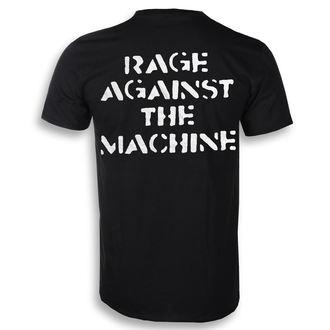tricou stil metal bărbați Rage against the machine - Large Fist - NNM, NNM, Rage against the machine