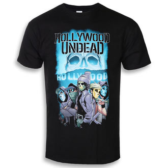 tricou stil metal bărbați Hollywood Undead - CREW - PLASTIC HEAD, PLASTIC HEAD, Hollywood Undead