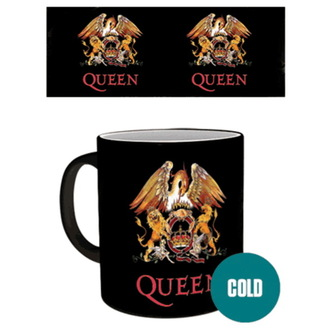 Cană cu THERMOFOIL Queen - GB posters, GB posters, Queen