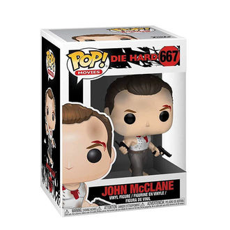 Figurină Deadly trap (Die Hard) - POP! - John McClane, NNM