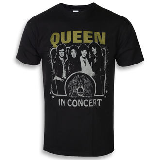 Tricou bărbătesc Queen - In Concert - ROCK OFF, ROCK OFF, Queen