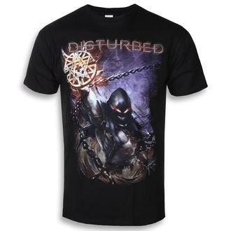 tricou stil metal bărbați Disturbed - Vortex - ROCK OFF, ROCK OFF, Disturbed