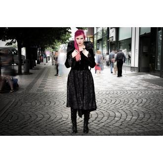 rochie femeii Diavolul Moda - Gotic Ophelia, DEVIL FASHION