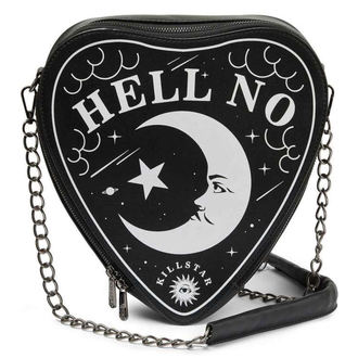 Poșetă (geantă de mână) KILLSTAR - Leah - Black, KILLSTAR