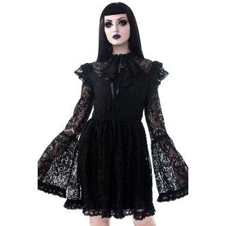 Set damă (rochie + maieu) KILLSTAR - Liliana - BLACk, KILLSTAR
