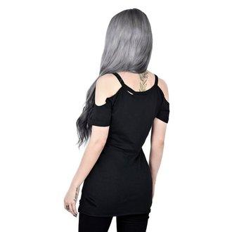 tricou femei - LIT DISTRESSED - KILLSTAR, KILLSTAR