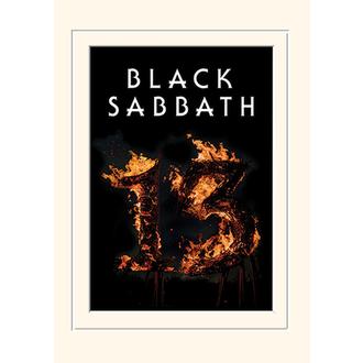 Poster Black Sabbath - (&&string0&&) - PYRAMID POSTERS, PYRAMID POSTERS, Black Sabbath
