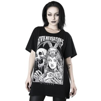 Tricou damă KILLSTAR - Love Never Dies Relaxed, KILLSTAR