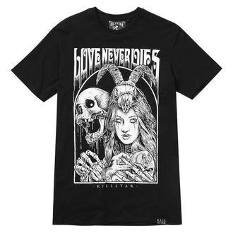 Tricou bărbătesc KILLSTAR - Love Never Dies