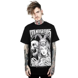 Tricou bărbătesc KILLSTAR - Love Never Dies, KILLSTAR