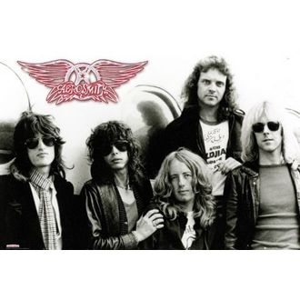 poster - Aerosmith Avion - LP1325, GB posters, Aerosmith