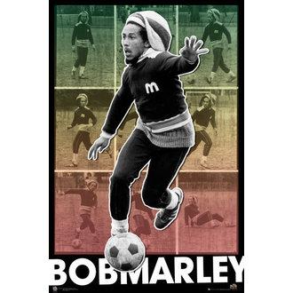 poster Bob Marley - Fotbal SOS - GB posters, GB posters, Bob Marley