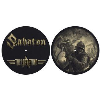 Pad Gramofon (set de 2pcs) SABATON - THE LAST STAND - RAZAMATAZ, RAZAMATAZ, Sabaton
