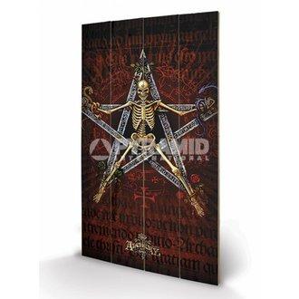 de lemn imagine Alchimie (Alchantagram) - Pyramid Posters, ALCHEMY GOTHIC