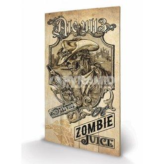 de lemn imagine Alchimie (zombie Suc) - Pyramid Posters, ALCHEMY GOTHIC