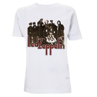 tricou stil metal bărbați Led Zeppelin - LZ II Photo - NNM, NNM, Led Zeppelin