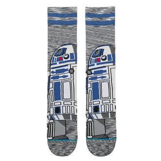 Șosete STAR WARS - R2 UNIT - GRI - STANCE, STANCE