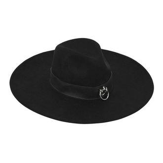Pălărie KILLSTAR - MAYA BRIM - NEGRU, KILLSTAR