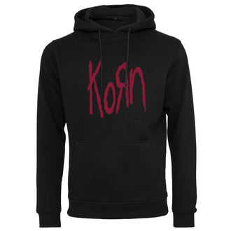 hanorac cu glugă bărbați Korn - Logo - NNM, NNM, Korn