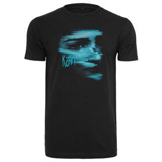 tricou stil metal bărbați Korn - Face - NNM, NNM, Korn
