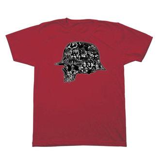 tricou de stradă bărbați - CASE - METAL MULISHA, METAL MULISHA
