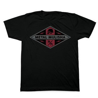 tricou de stradă bărbați - FLOW - METAL MULISHA, METAL MULISHA