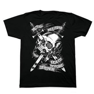 tricou de stradă bărbați - DBD - METAL MULISHA, METAL MULISHA