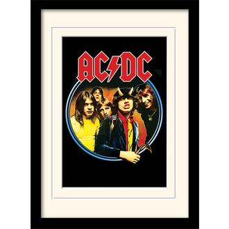 Poster înrămat  AC / DC - (&&string0&&) - PYRAMID POSTERS, PYRAMID POSTERS, AC-DC