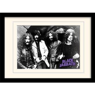 Poster înrămat  Black Sabbath - (&&string0&&) - PYRAMID POSTERS, PYRAMID POSTERS, Black Sabbath