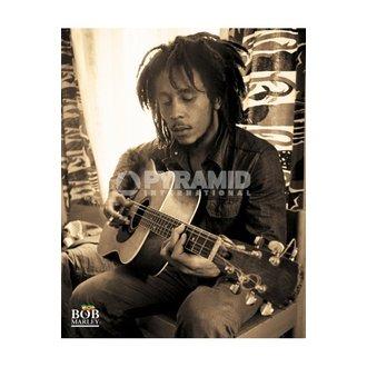 poster Bob Marley (ședință) - MPP50272, PYRAMID POSTERS, Bob Marley