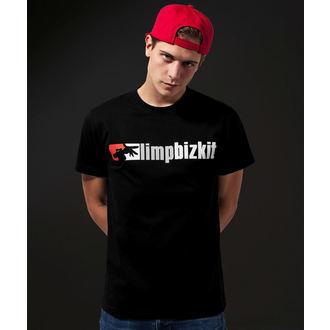 tricou stil metal bărbați Limp Bizkit - Logo -, Limp Bizkit